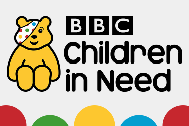 Fundraising for BBC's Children in Need
